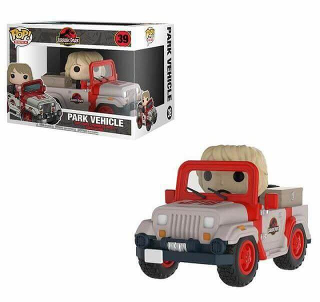 funko d voile ses pops jurassic park jurassic tout sur la saga jurassic park. Black Bedroom Furniture Sets. Home Design Ideas